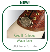 New Golf Shoe Marker